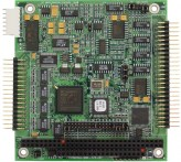 Analog I/O PC/104 Module with Advanced Automatic Autocalibration