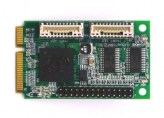 4-Port High Speed Serial PCIe MiniCard Module