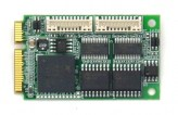 4-Port Opto-Isolated Serial PCIe MiniCard Module