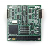 Emerald-MM-4M 4-Port Serial Module