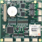 EMX-ESG I/O module with 6 serial, 2 LAN, 14 GPIO, GPS