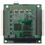 Reconfigurable 48-line Digital I/O + Counter/Timer PC/104 Module