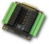 IR104: PC104 Rugged Relay Board