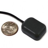 IPX7 Mini GPS Antenna with ESD Circuit Protection