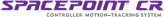 SpacePoint CR controller motion tracking system logo