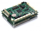 COM Express SBC with configurable CPU and EMX I/O Expansion