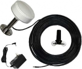 Xtreme-Radiator: 30 Meter L1 GPS Repeater kit