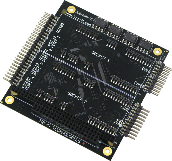 PC104 Embedded Communications Board TCB1000